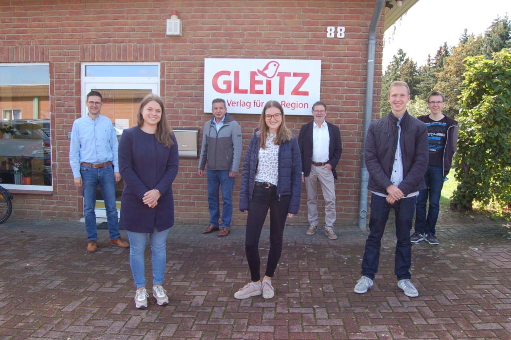 Besuch bei Gleitz