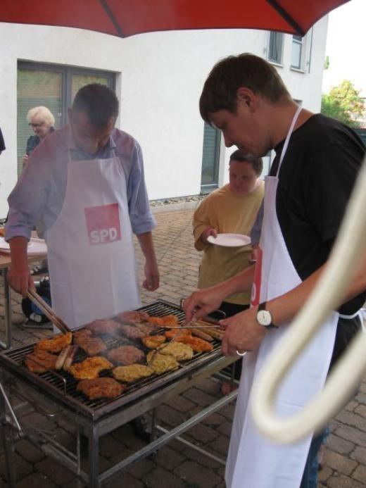 2013 0820 Grillen Bei Der Lebenshilfe 2