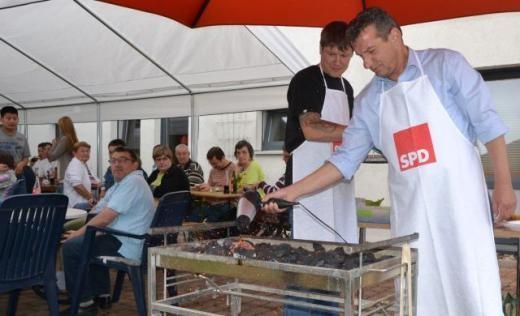 2013 0820 Grillen Bei Der Lebenshilfe 3